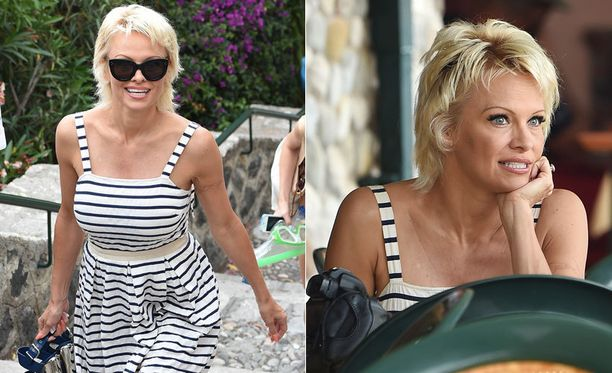 Pamela Anderson ei nauti samaa arvostusta kuin legendaarinen Marilyn, mutta on siitä huolimatta yksi oman aikansa ikoneista.