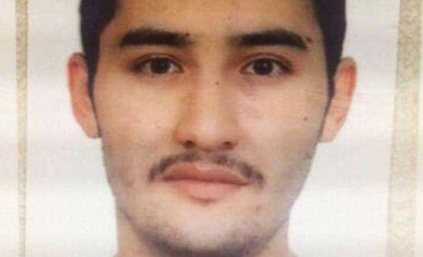 Epäilty pommittaja oli kirgisialainen Akbarjon Djalilov.