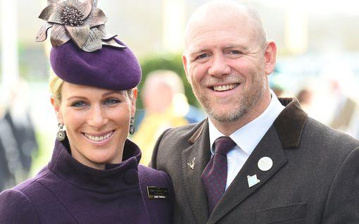Vauvauutisia hovista – prinsessa Annen tytär on raskaana, Mike Tindall toivoo hartaasti poikaa