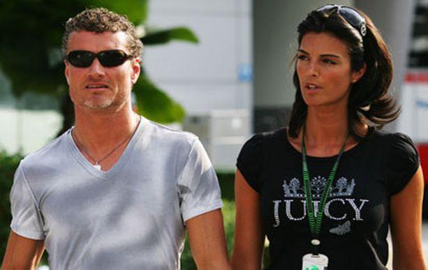 F1-uransa lopettanut David Coulthard voi keskittyä nyt täysillä isyyteen.