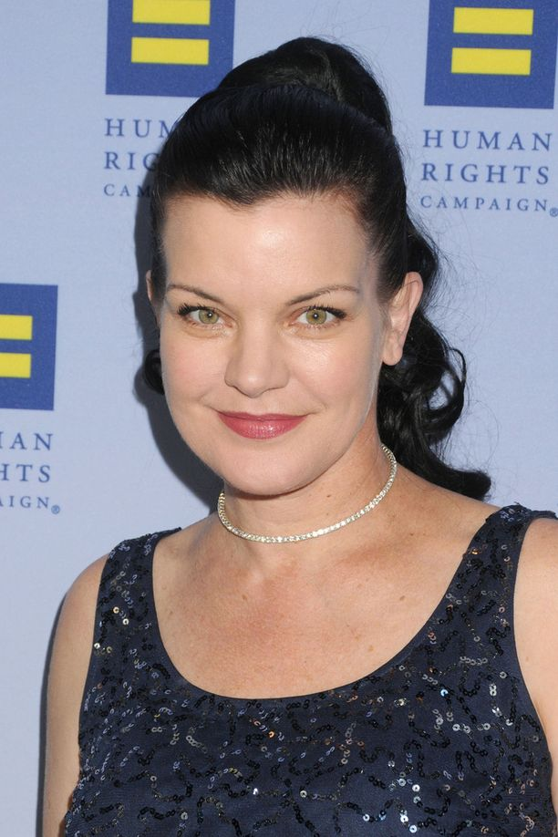 Näyttelijä Pauley Perrette esiintyi NCIS-sarjassa sen alusta vuodesta 2003 alkaen.