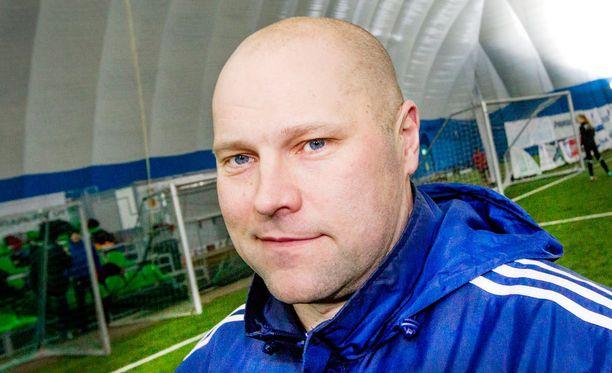 Päävalmentaja Jari Åhmanin PS Kemi on pelannut hyvin liigacupissa.