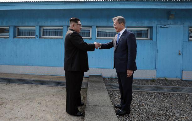 Tästä se lähtee? Pohjois- ja Etelä-Korea saattavat vihdoin solmia rauhan.
