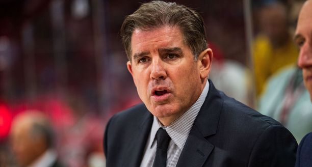 Nashville Predatorsista potkut saanut Peter Laviolette toimii kevään MM-kisoissa USA:n päävalmentajana.