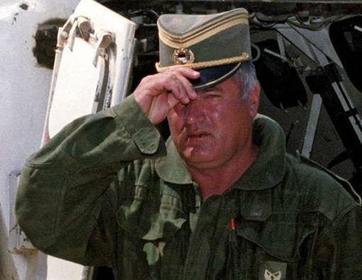 Ratko Mladic pakoili oikeutta 16 vuotta.