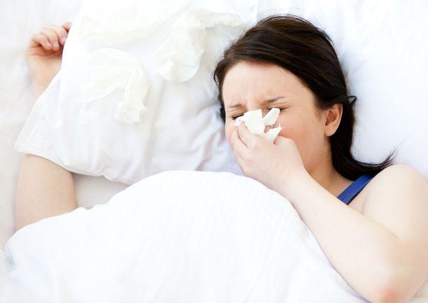 Nuhakuumeen keston lyhentäminen on mahdollista, mutta kannattaa toimia nopeasti.