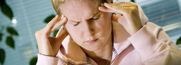 Migreeni on voimaakkaampi kiputila kuin lihasjännityspäänsärky.