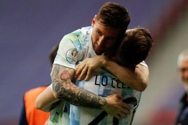 34-vuotias Lionel Messi jatkoi huippuotteitaan maanosaturnauksen välierissä.