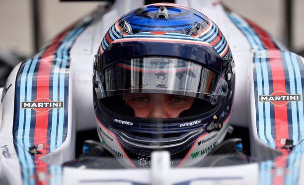 Saksalaislehden mukaan Valtteri Bottas jatkaa ensi kaudella Williamsilla.