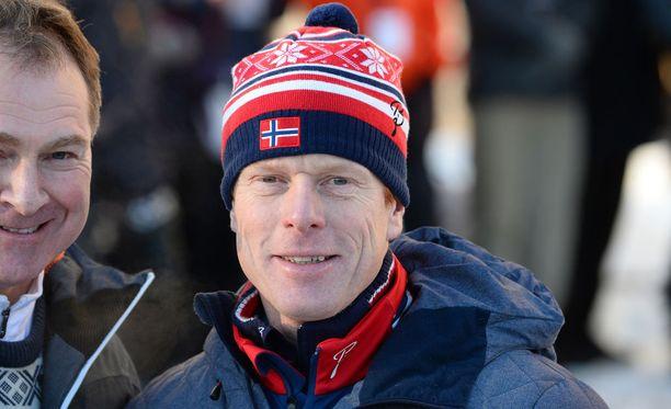 Björn Dählie on kahdeksan olympiakullan mies.