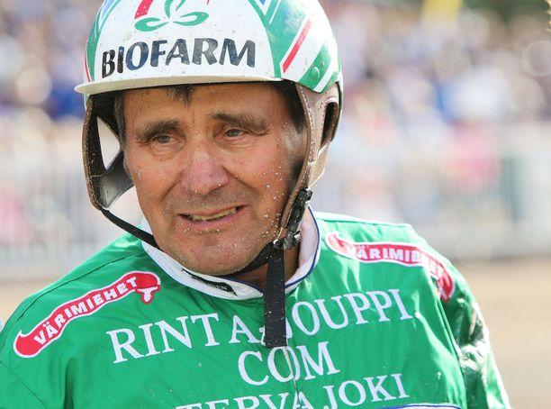 Markku Hietanen, 72, aikoo nukkua yönsä rauhassa.