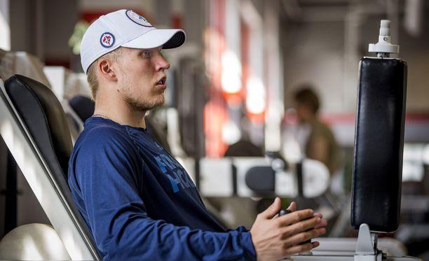 Patrik Laine sai kritiikkiä, kun ei lähtenyt MM-kisoihin.