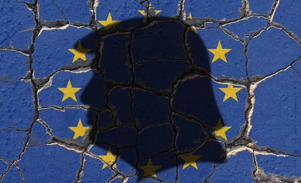 Presidentti Trump on Euroopalle haaste.