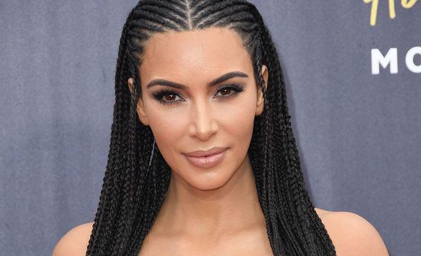 Kim Kardashian on naimisissa Kanye Westin kanssa. Pariskunnalla on kolme yhteistä lasta.