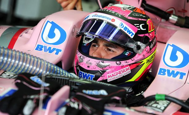 Sergio Perez sanoi, että talli haluaa menestyä kauden viimeisissäkin kisoissa.