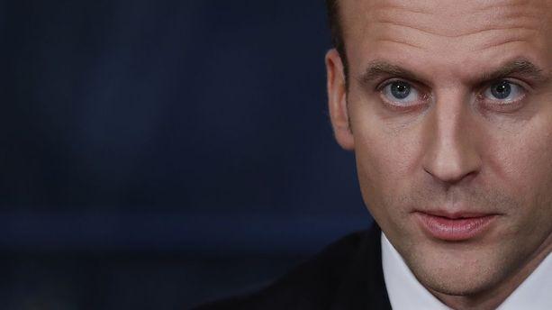 Emmanuel Macron pitää Venäjää syyllisenä myrkkyiskuun.