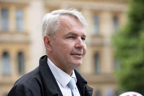 Ulkoministeri Pekka Haaviston toimintaa koskeva esitutkinta on valmistunut.