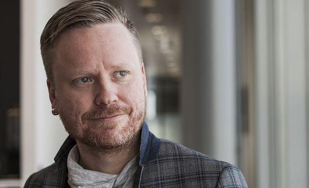 Sami Minkkinen on tunnettu bloggaaja.