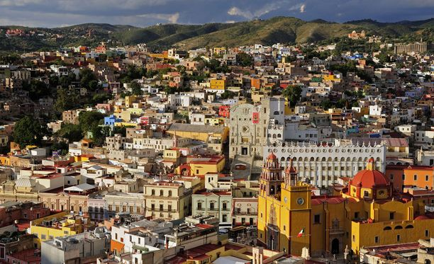 Guanajuato kiinnostaa romantiikannälkäisiä traagisen rakkaustarinan vuoksi.