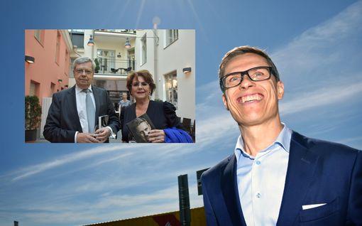 """Yle: Alexander Stubb jäi kämppiksenä kakkoseksi – """"Nykyään isä styylaa Miss Suomen kanssa"""""""