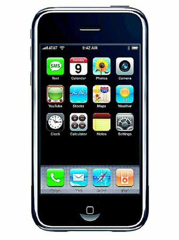 Applen iPhone herätti tunteita, vaikka sitä ei pääse vielä kokeilemaan Suomessa.