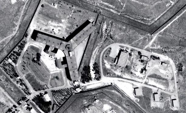 Järjestö kertoi eilen, että Syyrian hallitus on hirttänyt jopa 13 000 vankia Damaskoksen lähellä sijaitsevassa vankilassa viidessä vuodessa.