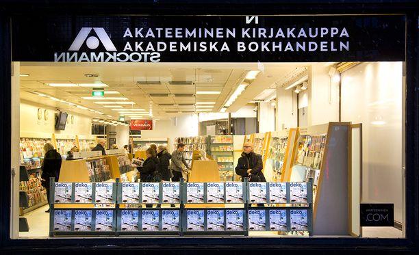 Akateemisessa Kirjakaupassa alkavat yt-neuvottelut.