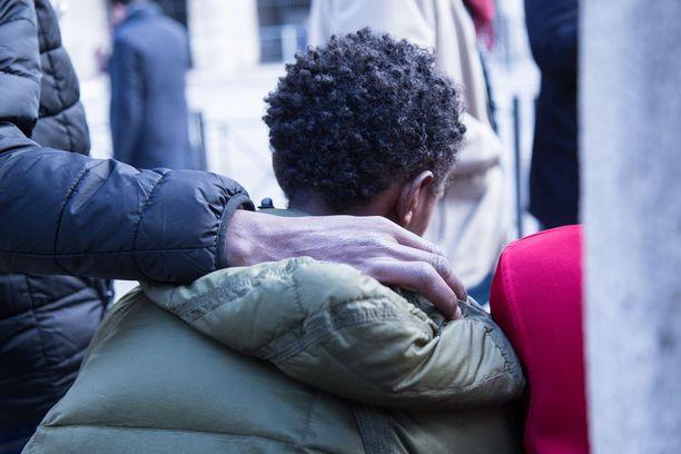 Italiaan on tullut 600 000 turvapaikanhakijaa.