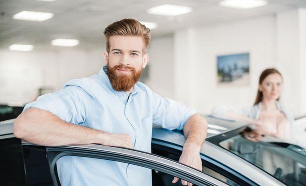 Auton valinta voi antaa tärkeää tietoa sen omistajasta.