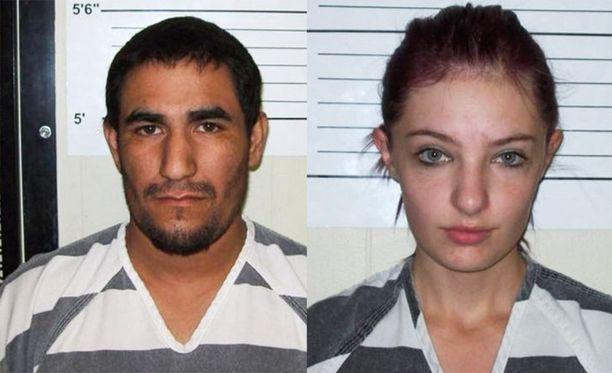 Zachary Koehnia ja Cheyanne Harrisia epäillään kuolemaan johtaneesta lapsen laiminlyönnistä sekä murhasta.