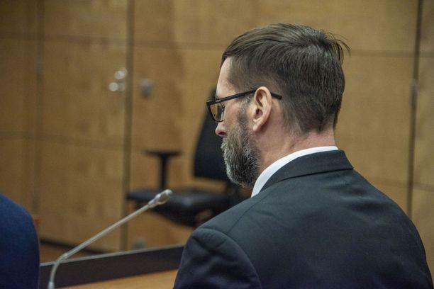 Veli-Matti Huohvanainen sai tuomion hovioikeudesta.