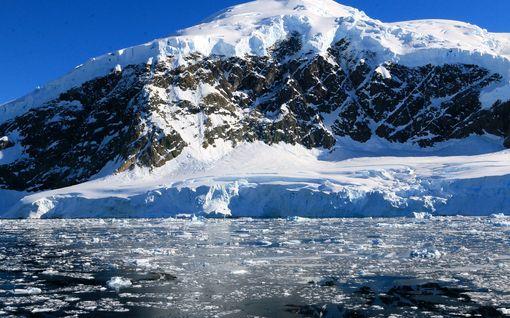 Etelämantereella katosi 750 000 000 kuutiota vettä kolmessa päivässä