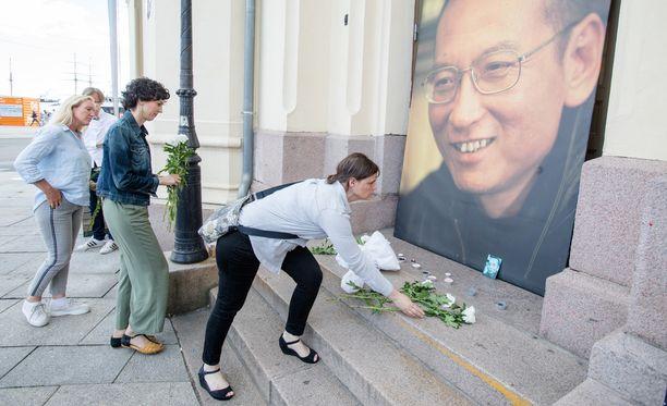 Rauhannobelisti Liu Xiaobo menehtyi tällä viikolla.