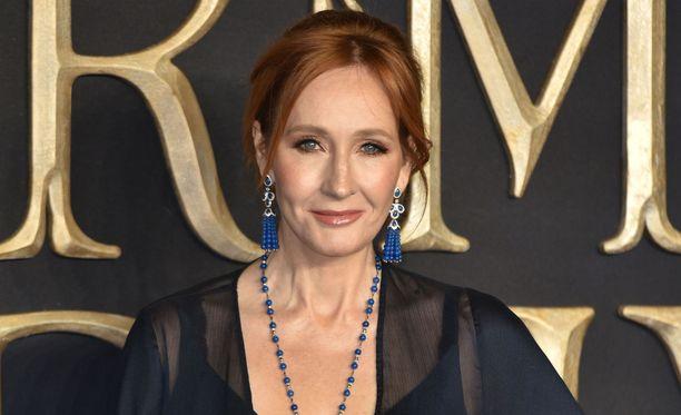 J. K. Rowling on entisen alaisensa mukaan hyvin kiireinen kirjoitustyössään.