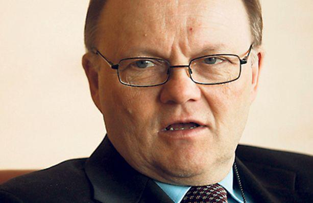 Markku Kauppinen myöntää inhimillisen virheen.