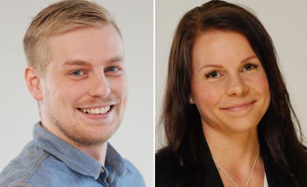Ronin ja Tanjan kohtalo ratkesi finaalijaksossa ensimmäisenä.