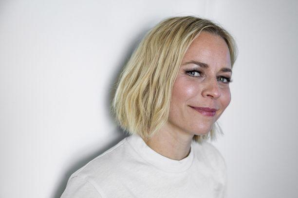 Paula Vesala kehui kokemustaan ohjelmassa.