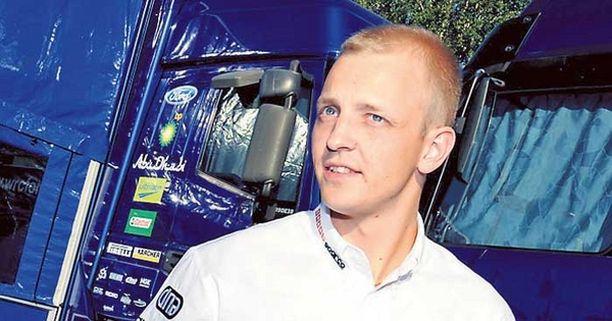 Mikko Hirvonen on pettynyt, ettei saanut Loebia kiinni.