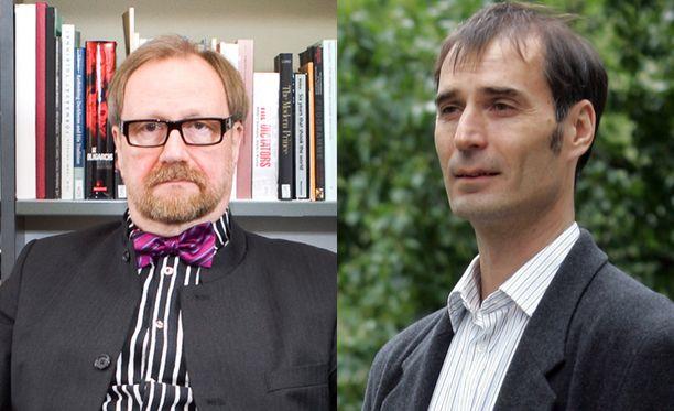 Aleksanteri-instituuin johtaja Markku Kivinen puolustaa Markku Kangaspuron kommentteja.