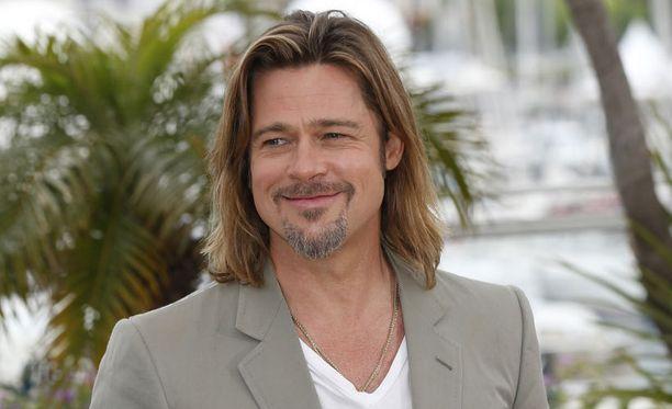 Lapset ovat laittaneet Brad Pittin elämän arvot uusiksi.
