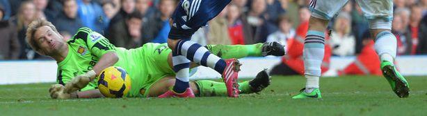 Jussi Jääskeläisen West Hamilla ei mene hyvin.