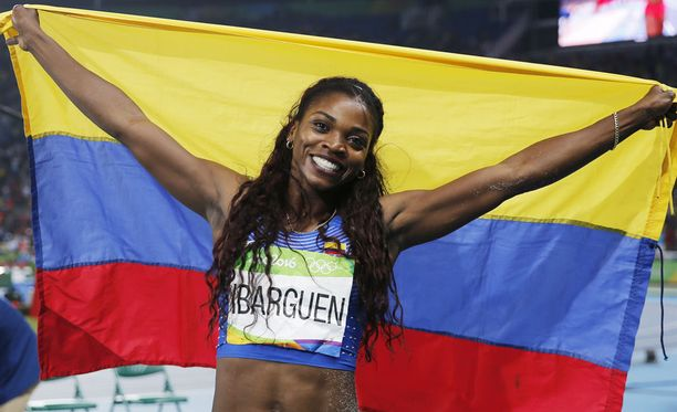 Caterina Ibargüen kannustaa suomalaisia matkustamaan Kolumbiaan.