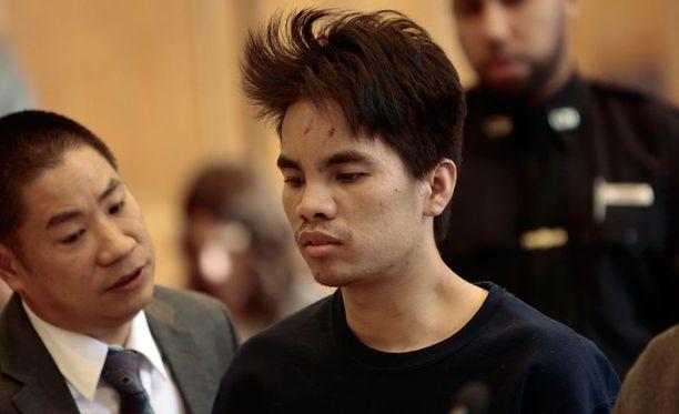Mingdong Chen tuomittiin 125 vuodeksi vankilaan.
