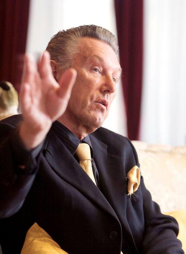 Rolf Nordström uskoo, että Putin on käynyt plastiikkakirurgin vastaanotolla.