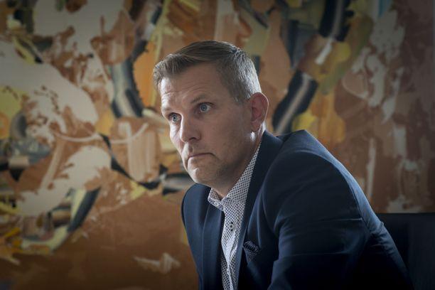 Ilmastorahaston uusi hallituksen uusi puheenjohtaja on Tradekan toimitusjohtaja Perttu Puro.