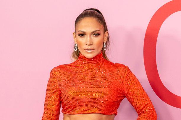 Jennifer Lopezin häissä nähdään perinteistä poikkeava tilanne.