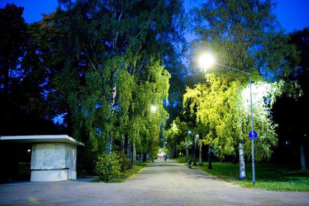 Kolmea 15-17-vuotiasta turvapaikanhakijaa epäillään Kaisaniemen puistossa tapahtuneesta tapon yrityksestä ja törkeästä ryöstöstä.