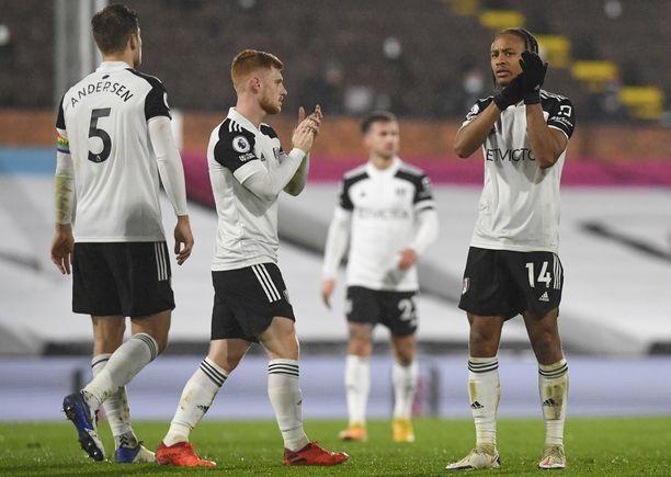 Fulhamin keskiviikkoillan ottelu siirtyy koronatartuntojen vuoksi.