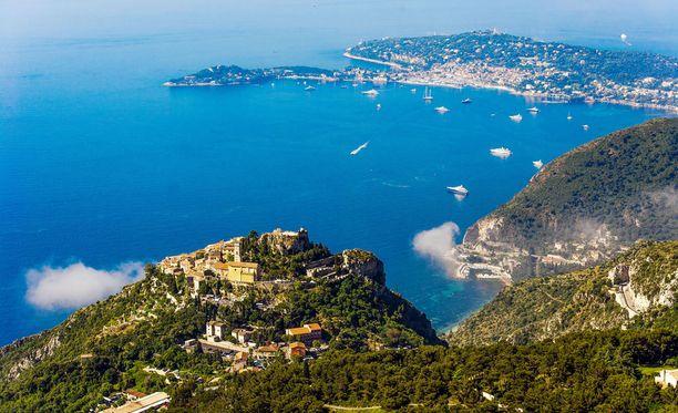 Saint-Jean-Cap-Ferratin niemi on rikkaiden ja kuuluisien suosimaa asuinmaastoa.