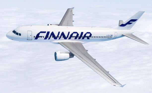Finnairilla on käytössään kymmenen Airbus A320 -konetta.